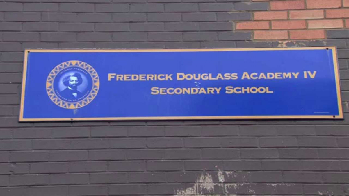 Frederick Douglass Academy Iv Secondary School