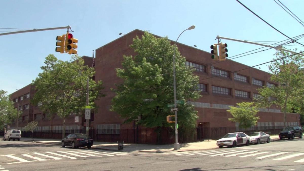 Jr High School 383 Philippa Schuyler