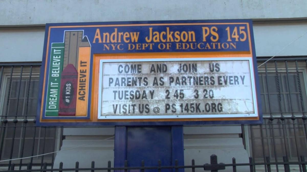 P.S. 145 Andrew Jackson School