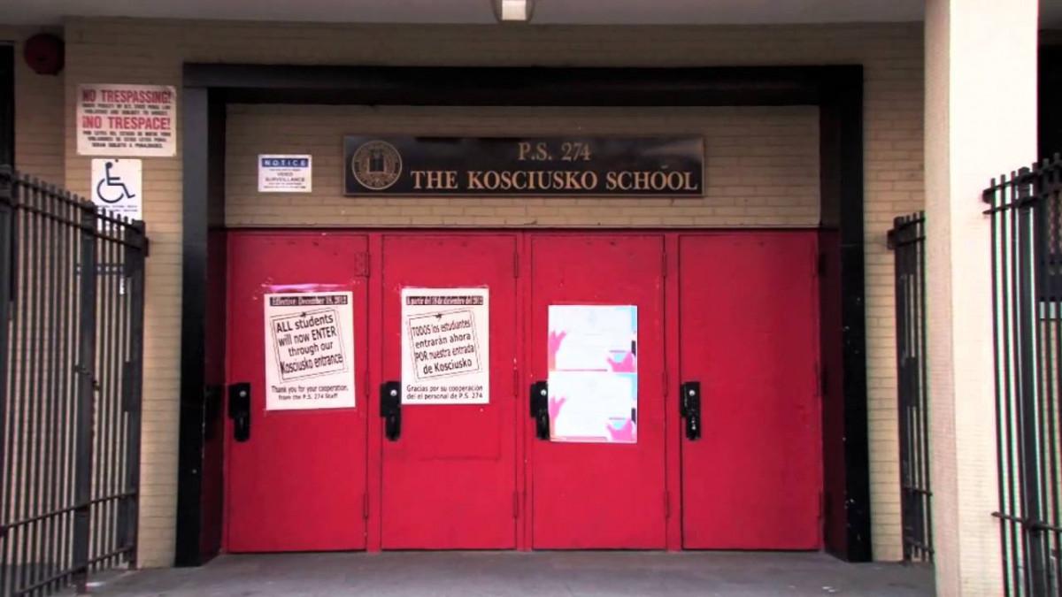 P.S. 274 Kosciusko School