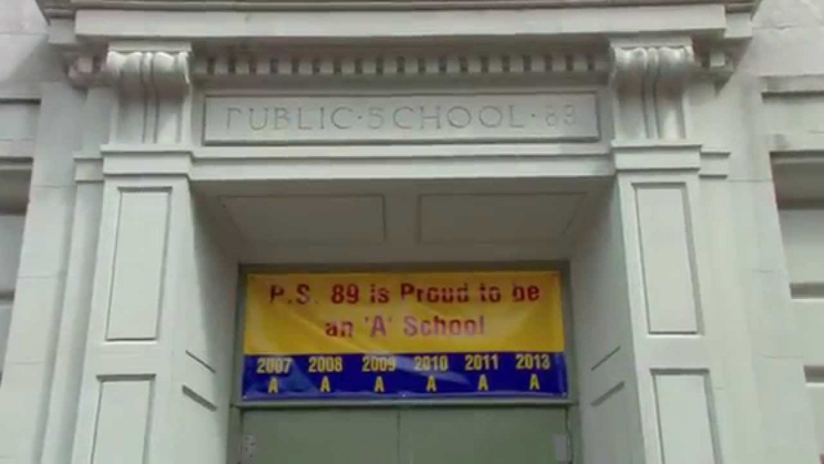 P.S. 89 Elmhurst School