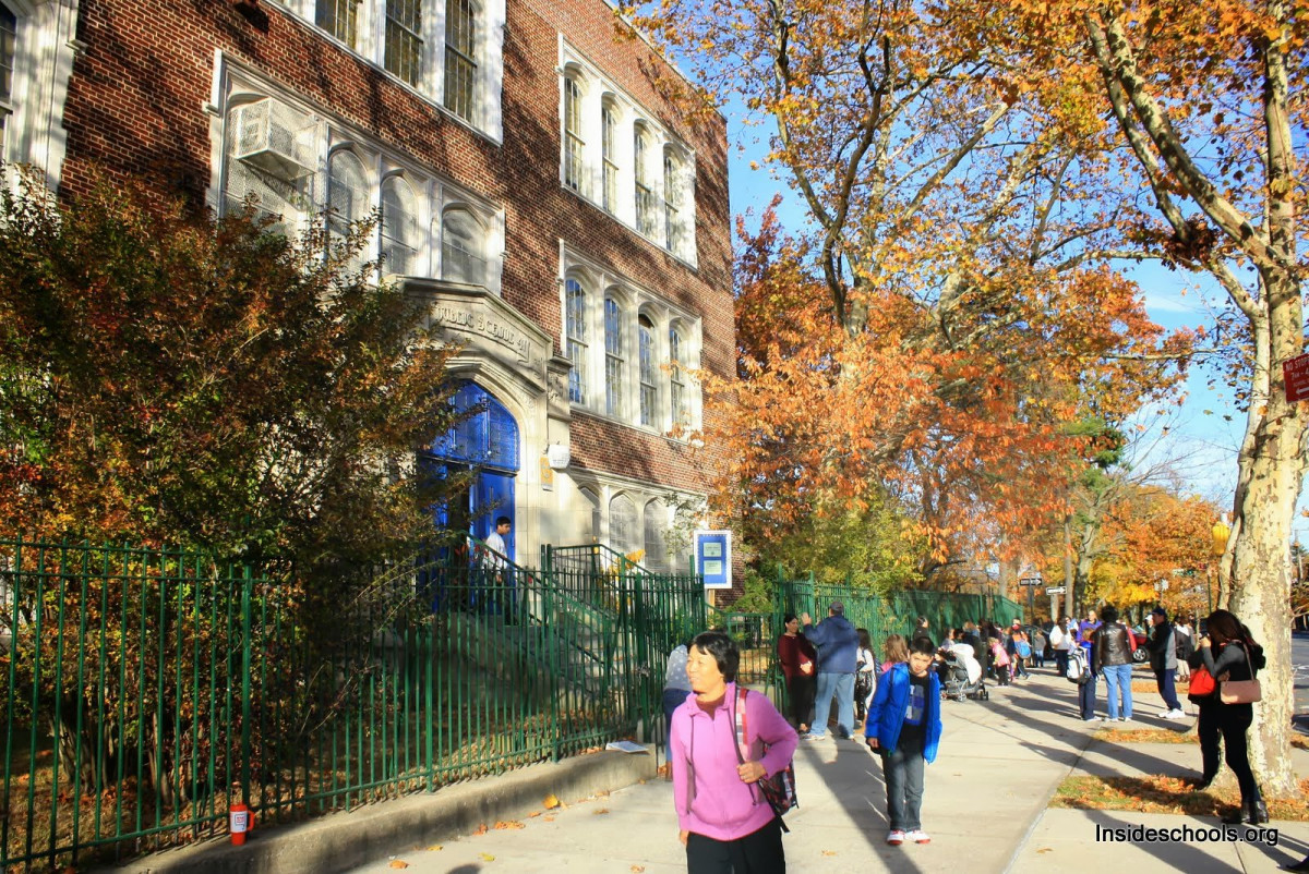 P.S. 41 Crocheron School