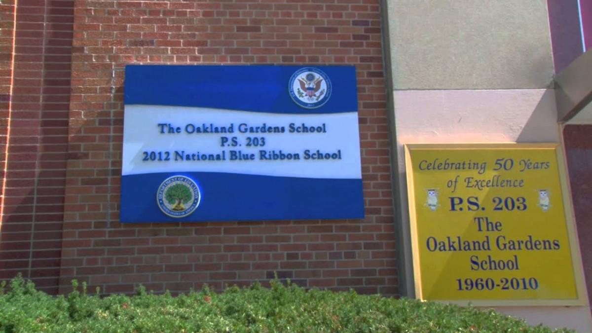 P.S. 203 Oakland Gardens School