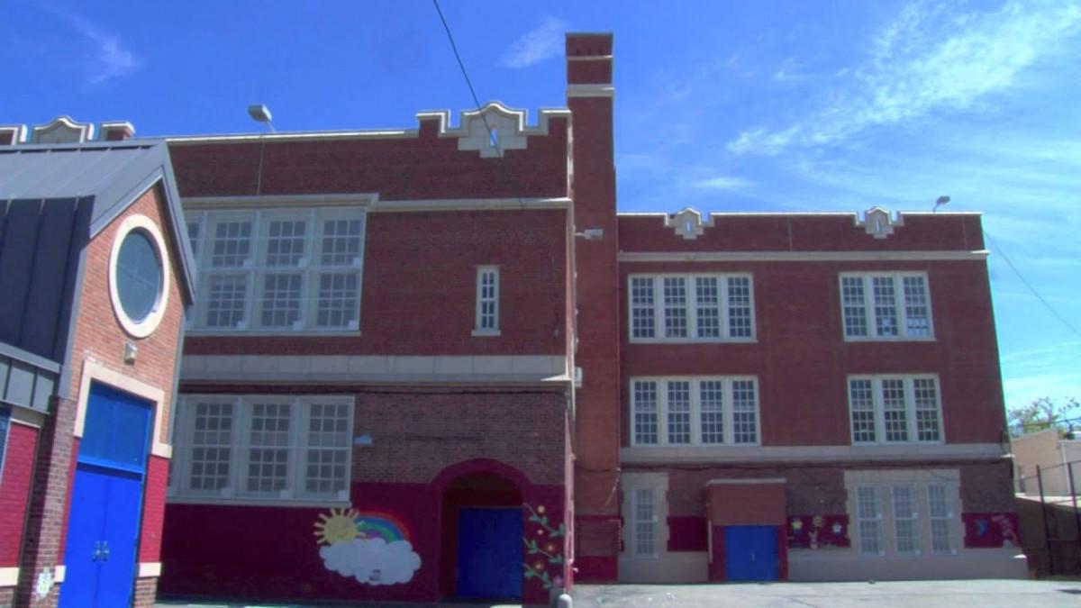 P.S. 54 Hillside School