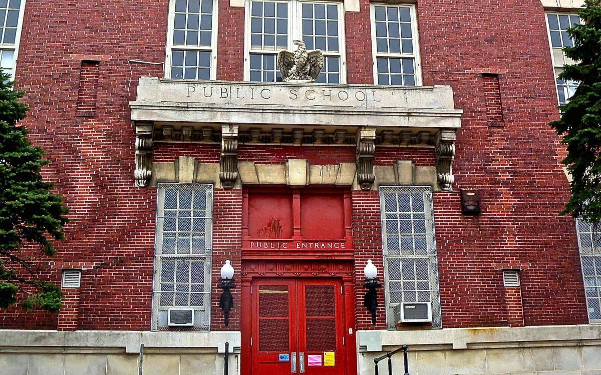 P.S. 1 Tottenville School