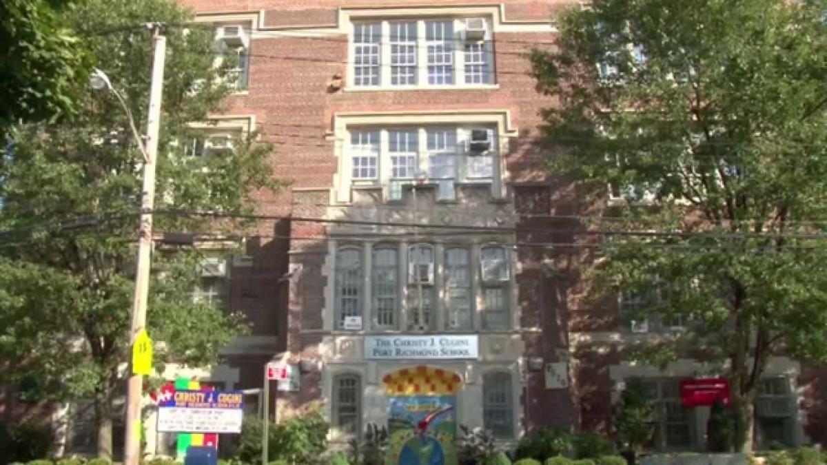 P.S. 20 Port Richmond School