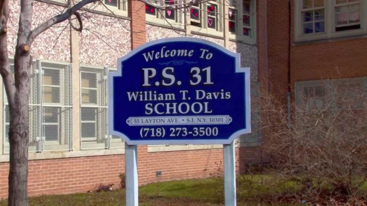 P.S. 31 William T. Davis School