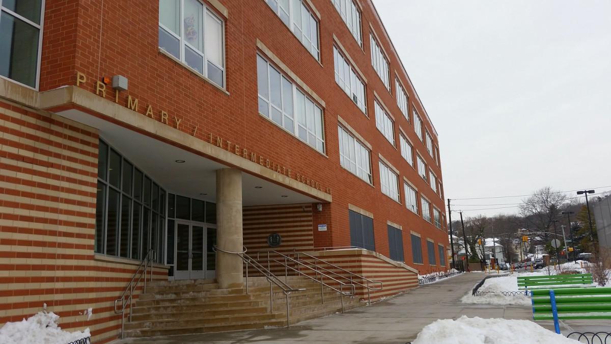 P.S. 48 William G. Wilcox School