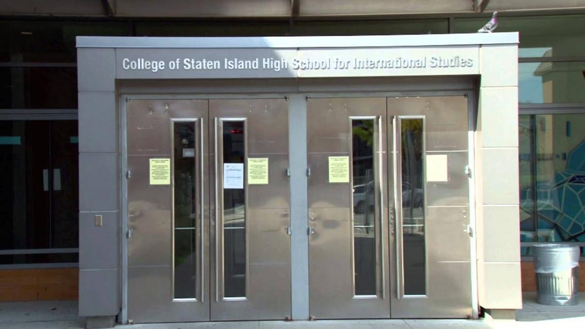 Csi High School for International Studies