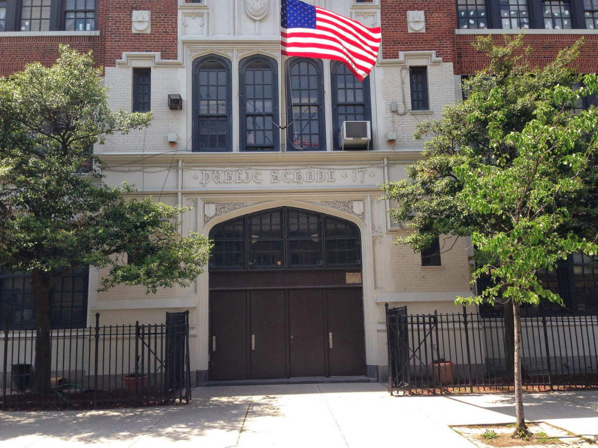 P.S. 17 Henry D. Woodworth School