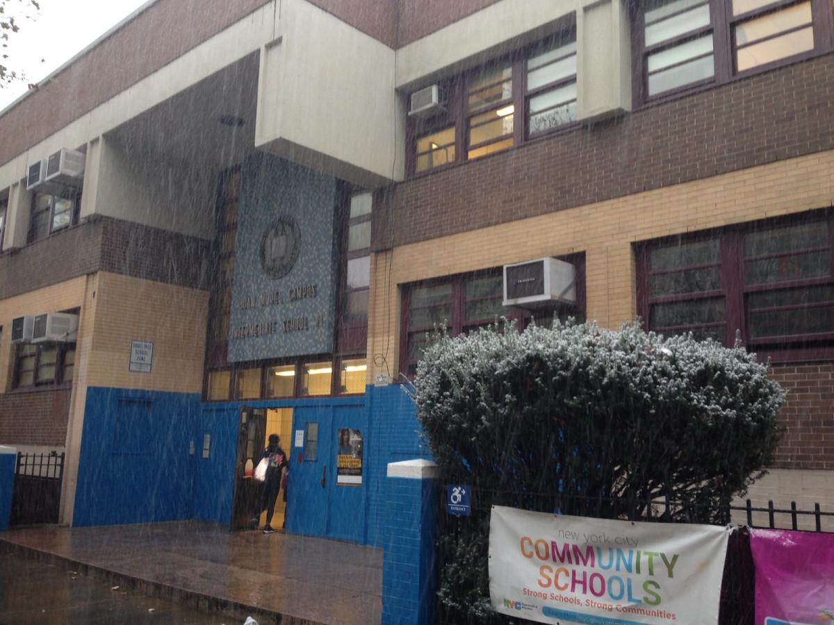 Juan Morel Campos Secondary School