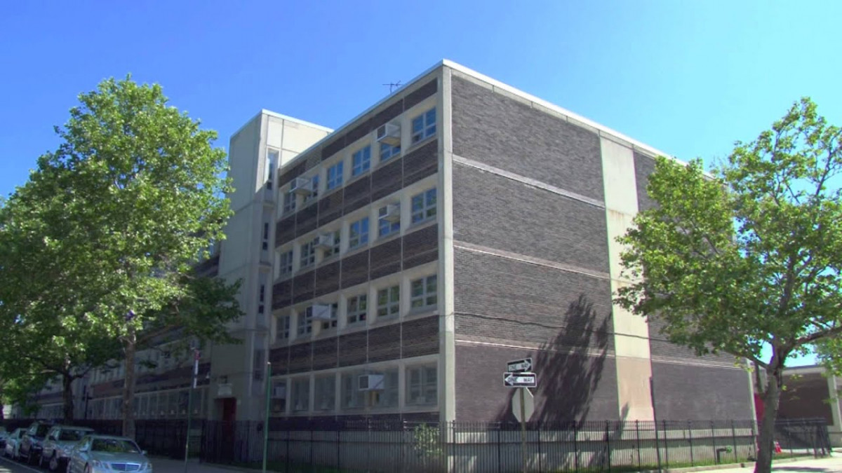 John Ericsson Middle School 126