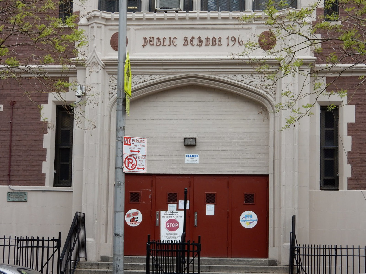 P.S. 196 Ten Eyck School