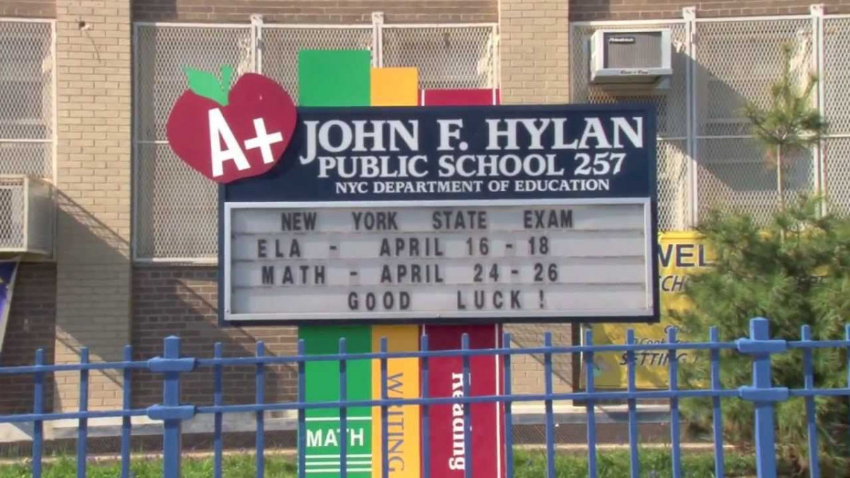P.S. 257 John F. Hylan School