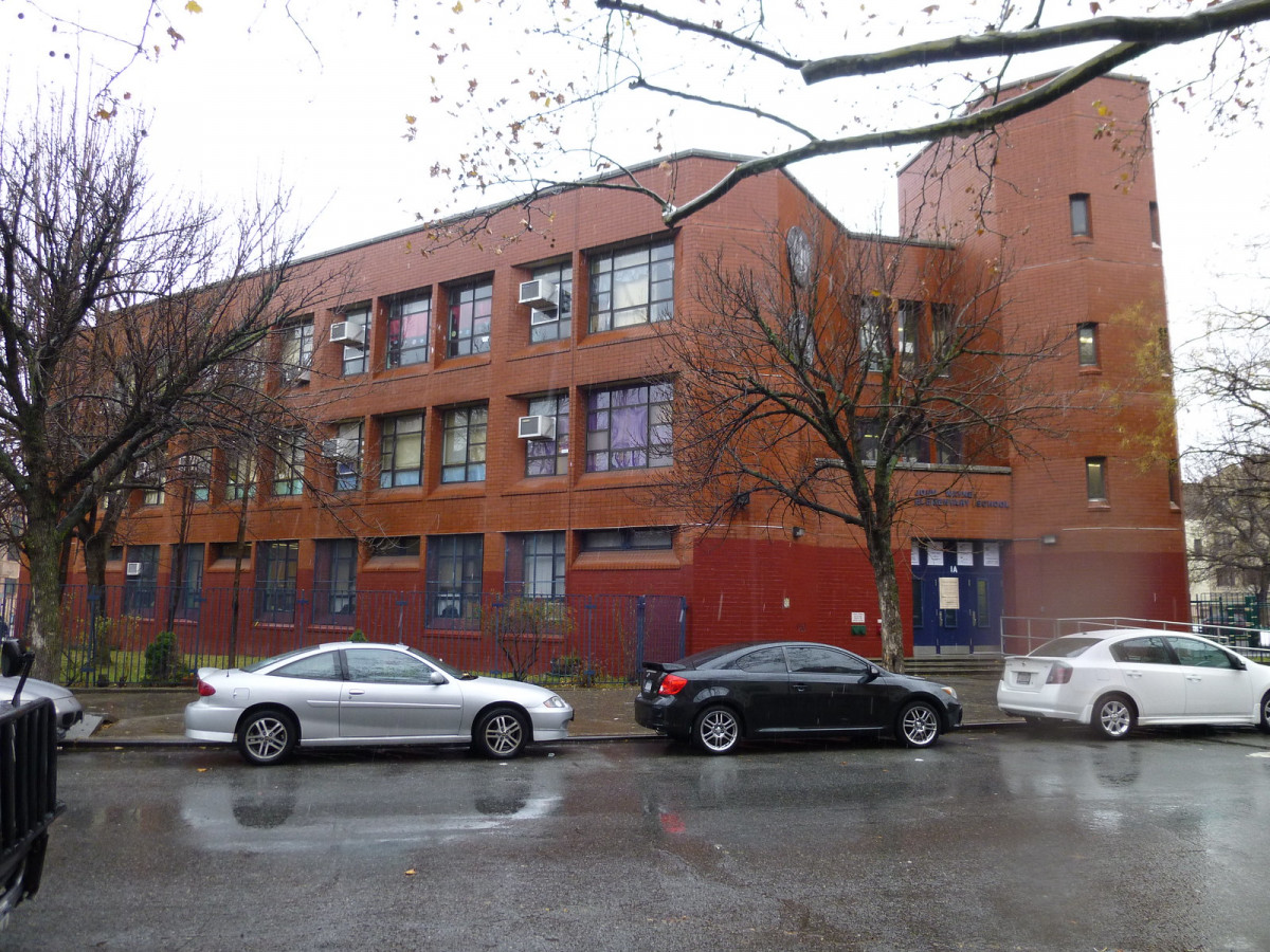 P.S. 380 John Wayne Elementary School