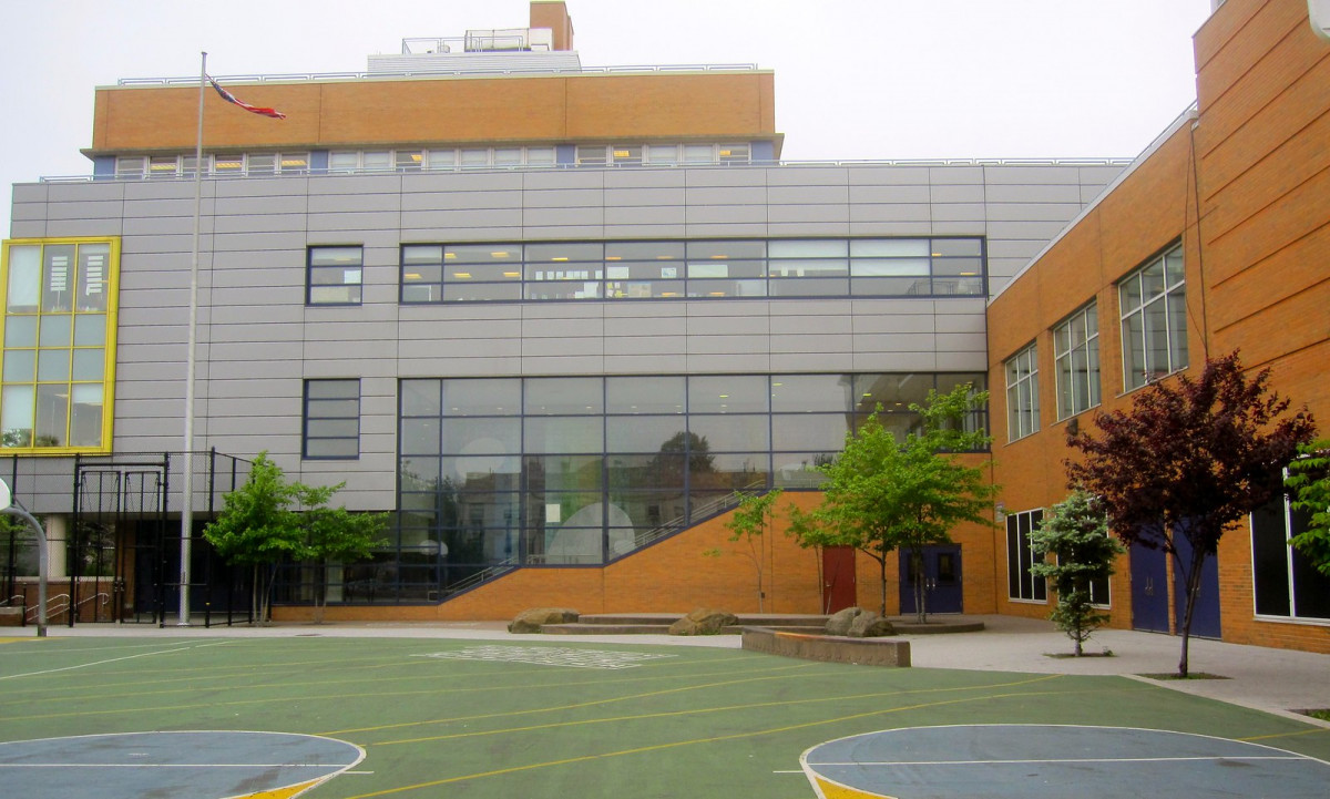 Intermediate School 392
