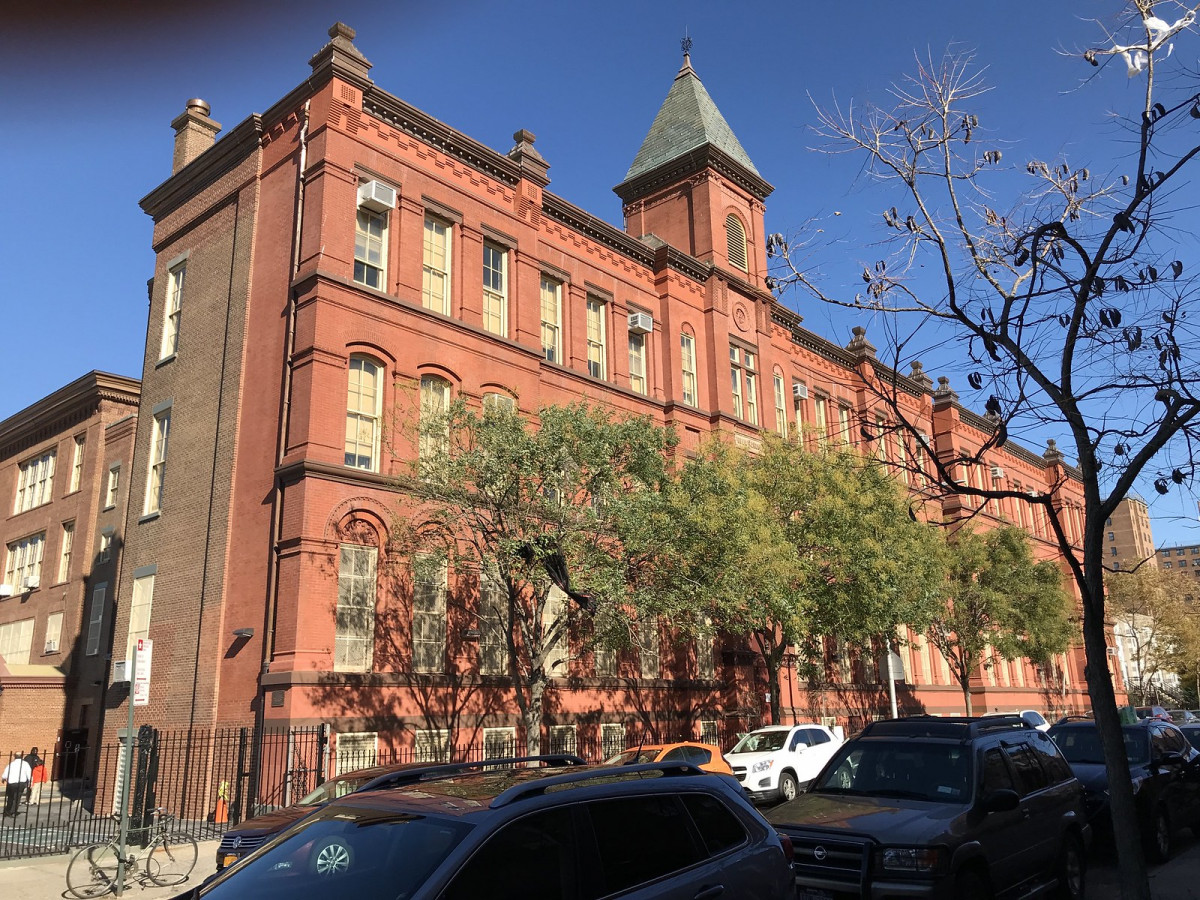 Brooklyn Environmental Exploration School (Bees)