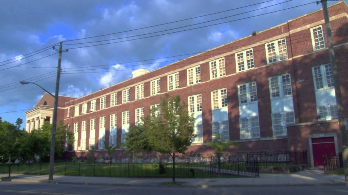 August Martin High School