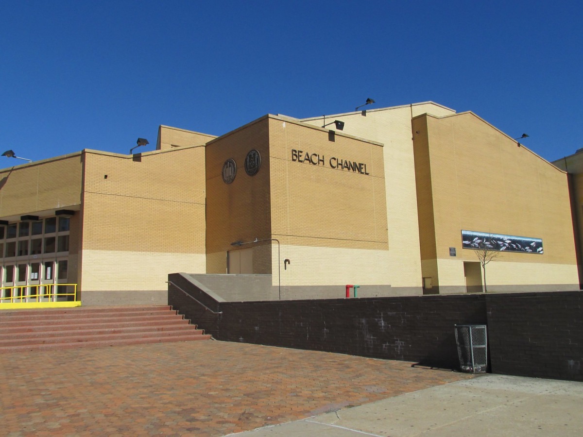 Beach Channel High School