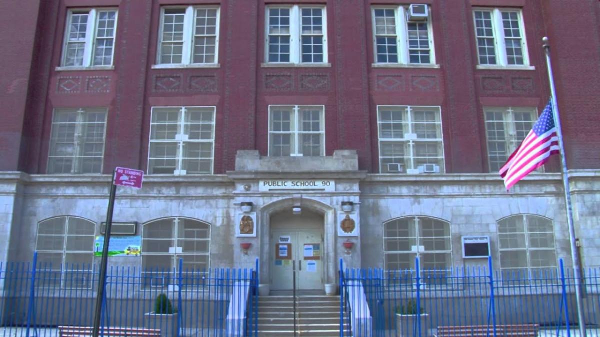 P.S. 90 Horace Mann School