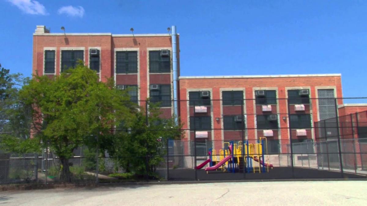 P.S. 104 The Bays Water School