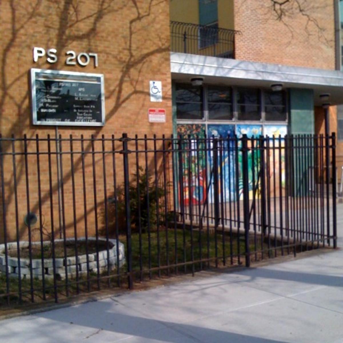 P.S. 207 Rockwood Park School