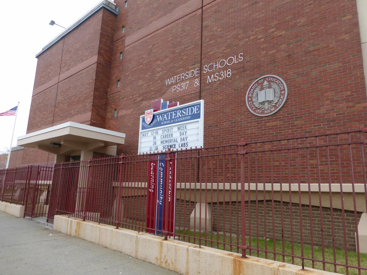 Waterside School for Leadership