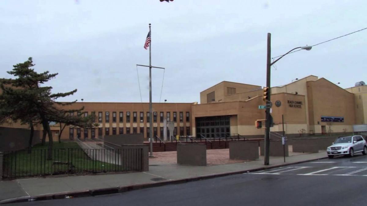 Rockaway Park High School for Environmental Sustainability