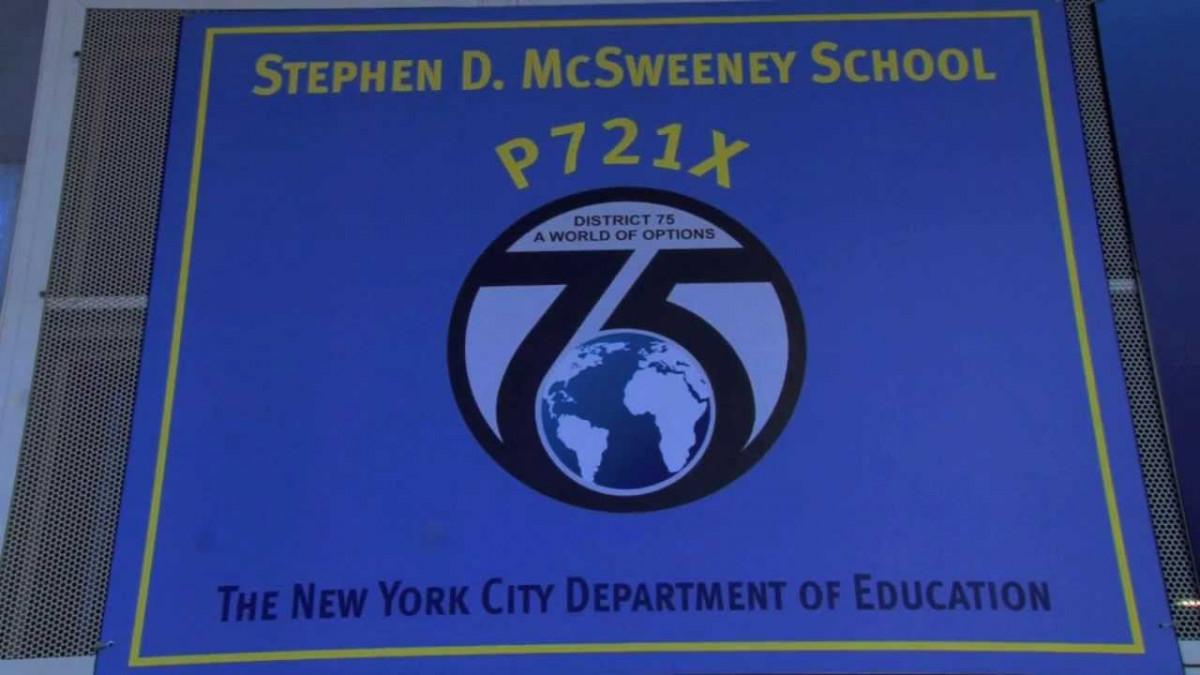 PS 721 Steven Mcsweeney School