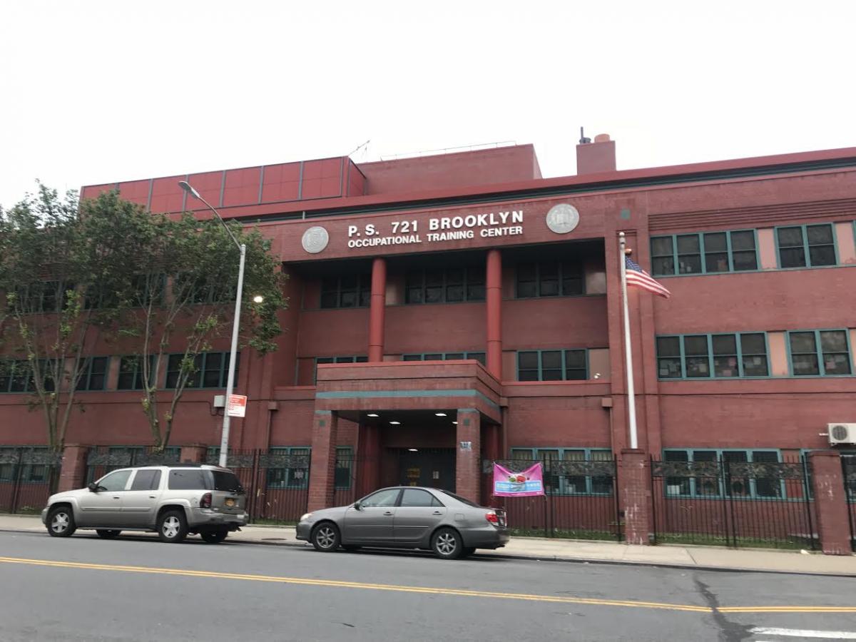 PS 721 Brooklyn Occupational Training Center