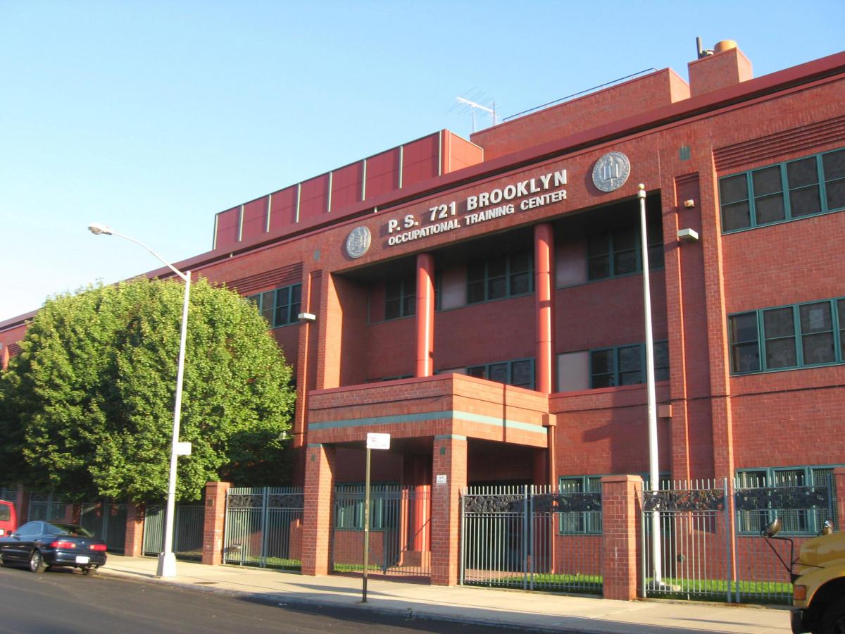 PS 721 Manhattan Occupational Training Center