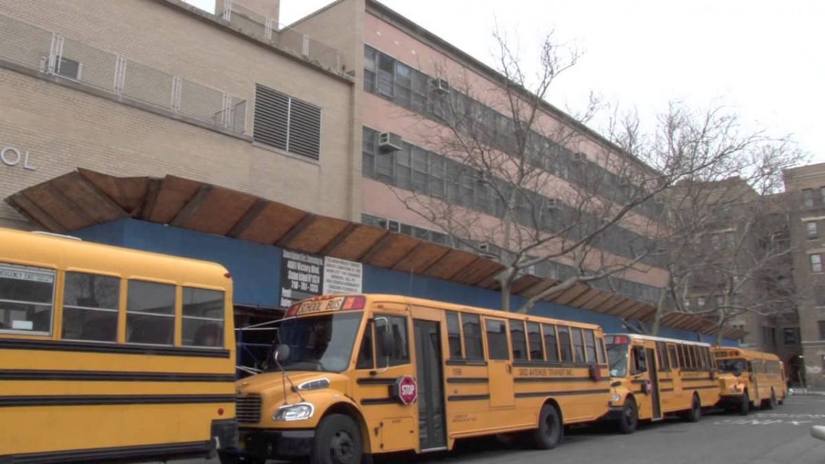 PS 12 Lewis and Clark School