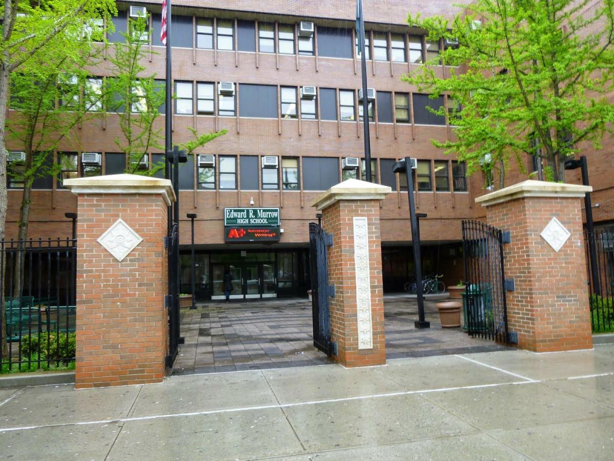 Edward R Murrow High School