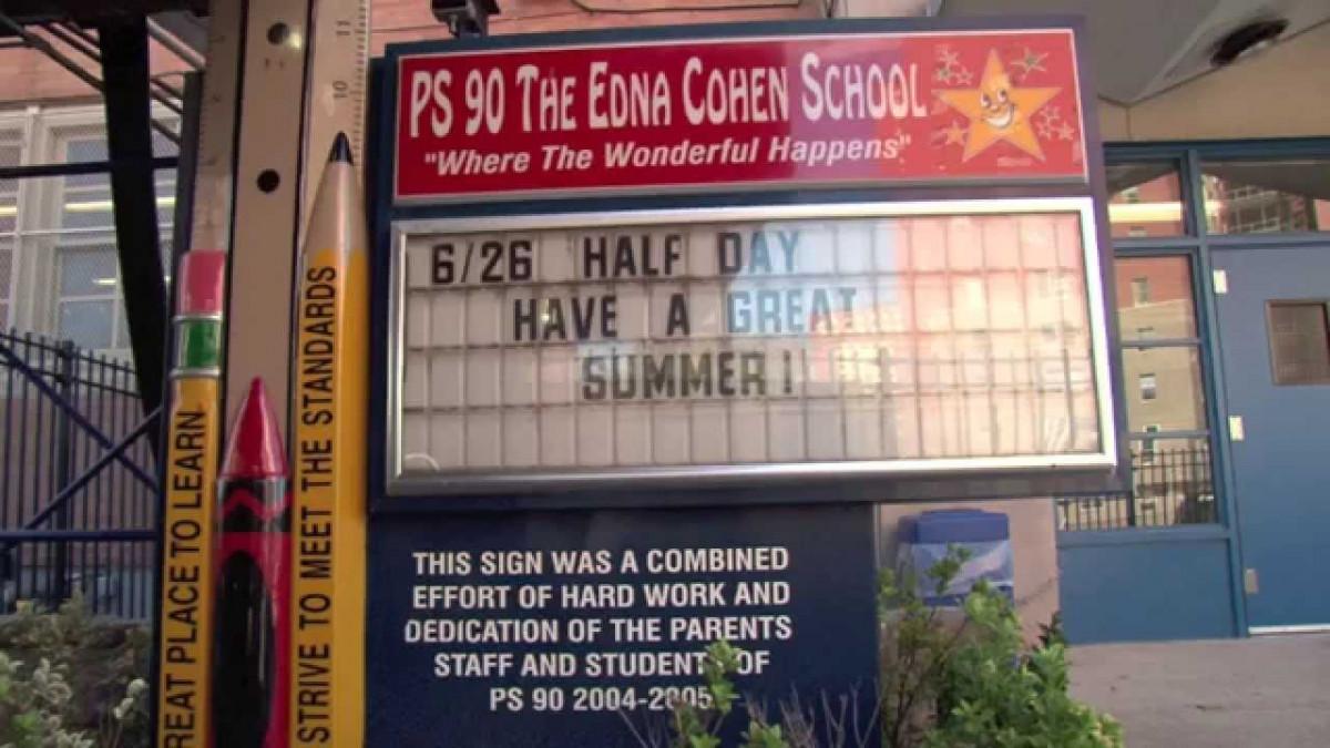 P.S. 90 Edna Cohen School