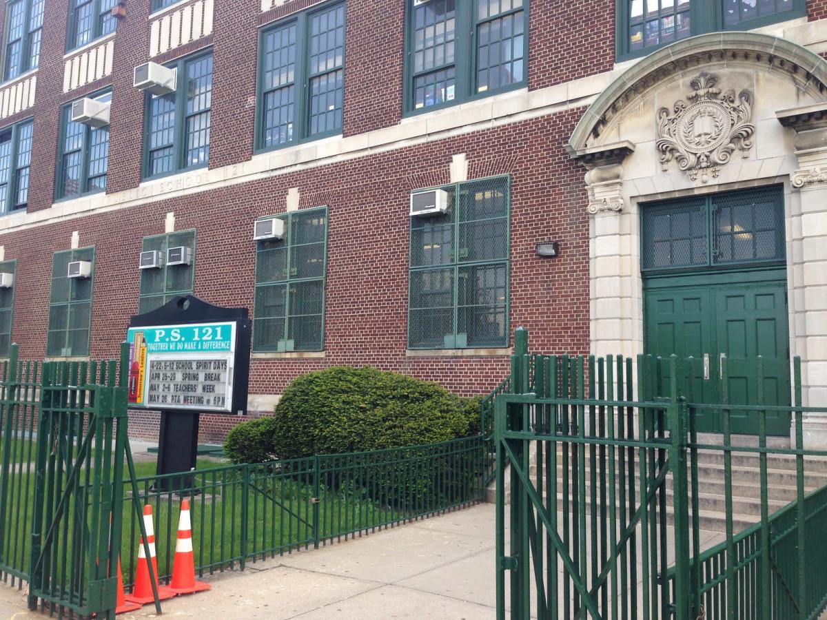 P.S. 121 Nelson A. Rockefeller School