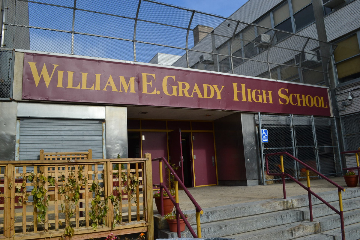 William E Grady Career and Technical Education High School
