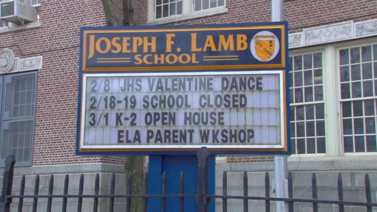 P.S. 206 Joseph F. Lamb School