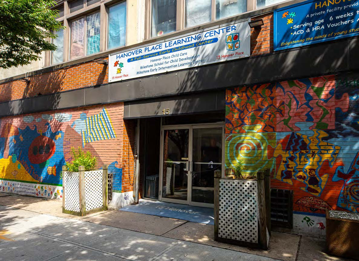Hanover Place Child Care