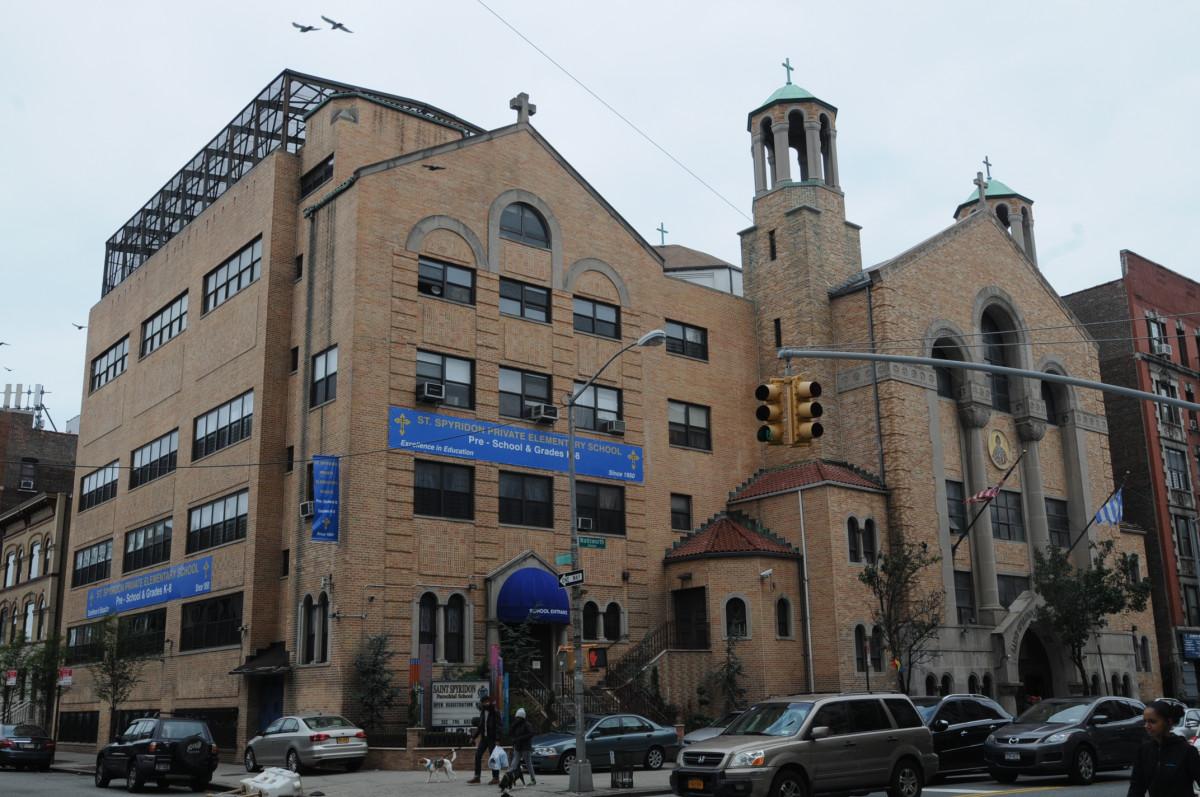 St Spyridon Parochial School