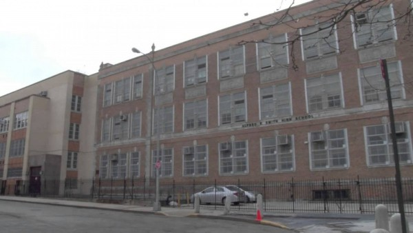 Alfred E Smith Career and Technical High School